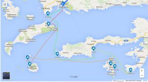 Turkey Sailing